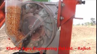 precision seed planter of khedut agro engineering pvt ltd rajkot gujarat india