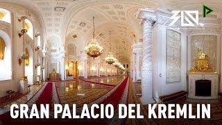 Juramento de Vladímir Putin: Visita virtual del Gran Palacio del Kremlin (Video en 360º)