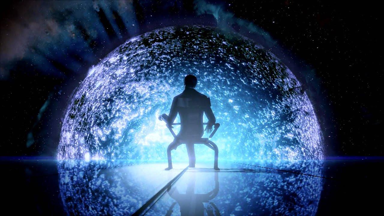 Free Wallpaper 3d 1080p Mass Effect 2 Ending Ultimate Paragon Full Hd Youtube
