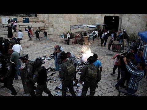 Σκηνικό έντασης σε Δυτική Όχθη και Ιερουσαλήμ