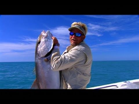 Monster amberjack fishing on light tackle in key west for Fish monster key west