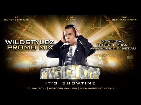 Wildstylez   Magic City 2011 Promo Mix
