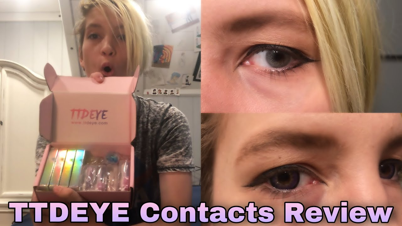 TTDeye Contacts Review