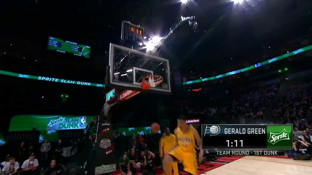2013 nba dunk contest gerald green dunk off the side of backboard hd 2013 nba dunk contest gerald green dunk off the side of backboard hd voltagebd Choice Image