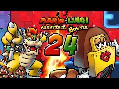Let's Play Mario & Luigi Abenteuer Bowser Part 24: Lady Marmalade