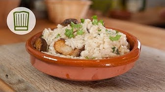 Risotto - schlonzig, lecker, saftig - und gar nicht schwer #chefkoch