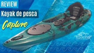 """Vídeo: Kayak de pesca """"Capture"""""""