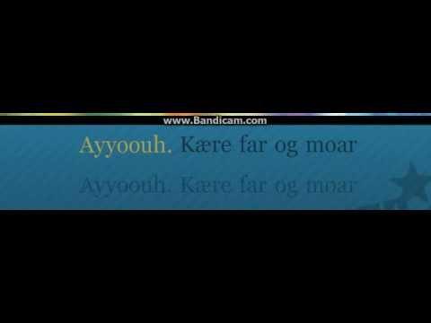 MGP Allstars 2012 - Nul komma snart [LYRICS]
