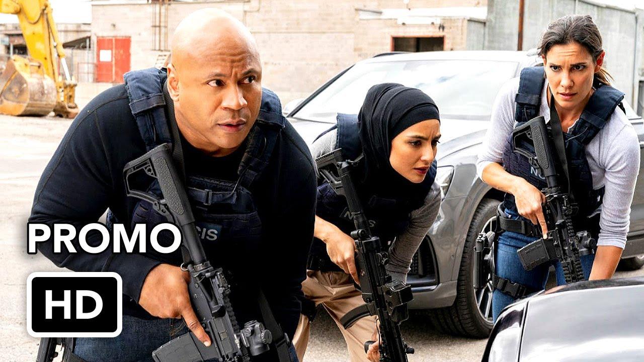 NCIS: Los Angeles Season 13 Teaser Promo (HD)