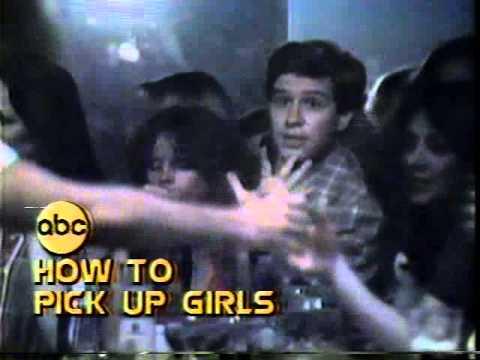 How To Pick Up Girls 1978 ABC Friday Night Movie Promo