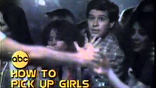 How To Pick Up Girls 1978 ABC Friday Night Movie Promo