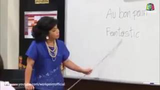 Funny thai english class