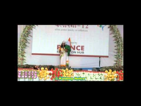Patriotism Song Dance by Students in
