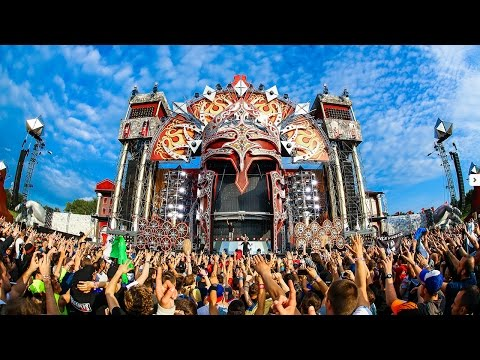 DJ Isaac, Wildstylez & Noisecontrollers Live @ Defqon.1 Festival 2015 (The Closing Ceremony)