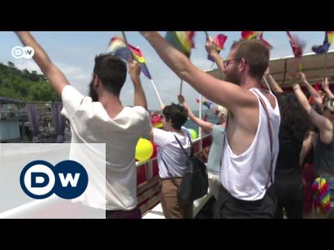 Wenn Anderssein gefährlich ist: Homosexuelle in der Türkei | DW Reporter