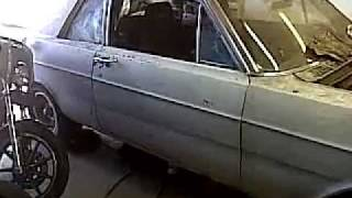 AutoTech: vid 1 Ford 1965 Galaxie 5 speed 4.11 project