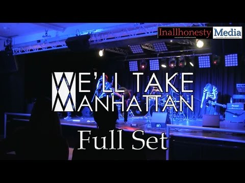We'll Take Manhattan Live At The Aquarium Attitude Metal Fest 2014