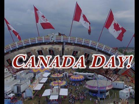 Canada Day 2016 4k