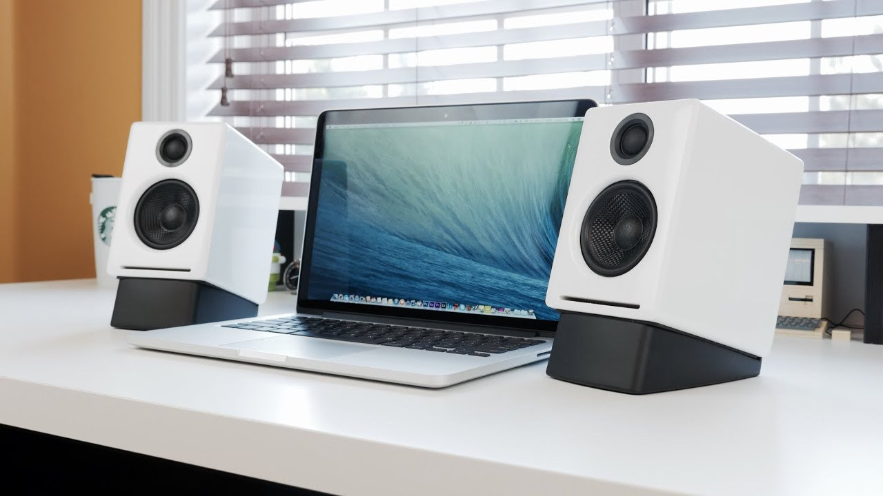 Audioengine A2 Speaker Review Youtube