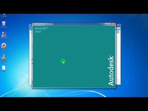 how to install  AUTO-CAD-2007/WITH KEY/WITH-CRACK/