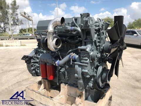 1997 Detroit 60 Series 111 Diesel Engine 350HP Serial # 06R0388604 | CA TRUCK PARTS  YouTube