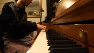 Bach - Cello Suite No. 1 in G Major (BWV 1007): Prelude -- Piano Adaptation