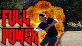 FULL POWER DISC GOLF CHALLENGE