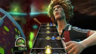 Guitar hero World Tour Fleetwood Mac - Go Your Own Way EXPERT 100% FC