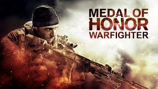 Medal of Honor Warfighter - Game Movie