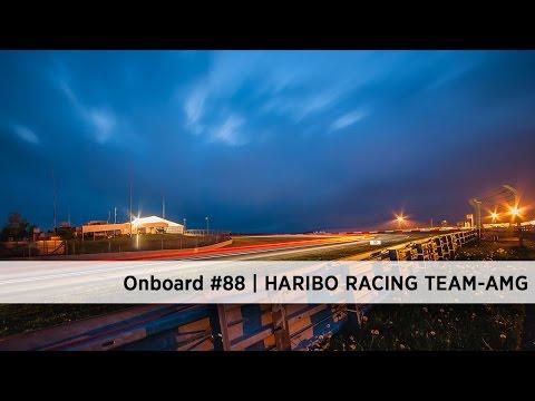 Onboard #88 / HARIBO RACING TEAM-AMG | ADAC Zurich 24h-Rennen 2016