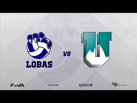 Gimnasia vs Universitario de Caleta Olivia 07.02.18 - Voley Femenino - FEVA