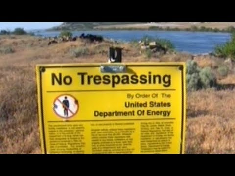 Video Shows Radioactive Waste Being Dumped Along The Banks Of The Columbia River In Washington State