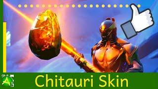 Fortnite - Avengers Endgame - Chitauri skin showcase - Nvidia GTX 1070 FE, intel i7 8700, 16GB RAM