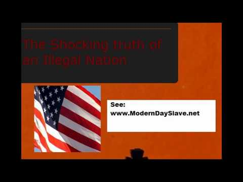 United States ModernDay Slavery & Remote Neural Monitoring