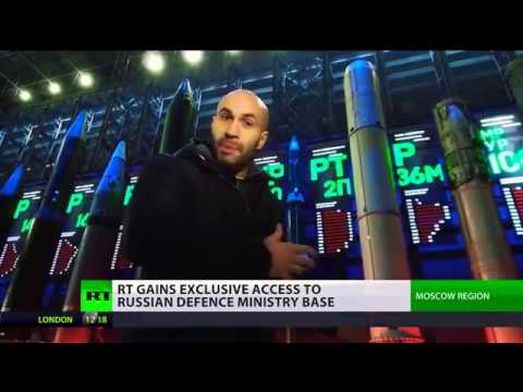 Russia's Cutting Edge Technology   New Nuclear Weapons