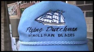 Larry Agan & Flying Dutchman Scrollsaw Blades