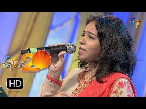 Srilekha Performance - Gopikamma Song in Nalgonda ETV @ 20 Celebrations