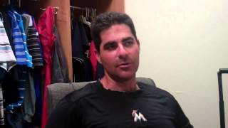 Jacksonville Suns Manager Andy Barkett Post Mississippi 5-17-13