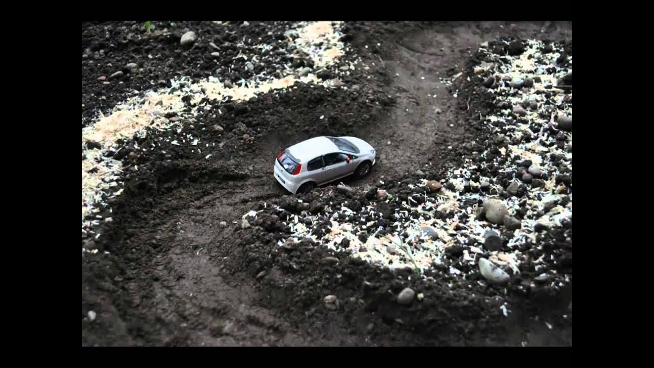 Abarth Grande Punto Crash Streetpics Filmz Youtube