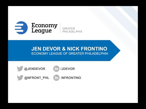 The Pivot: Episode 1 Welcome to the Pivot with Jen Devor & Nick Frontino, Economy League