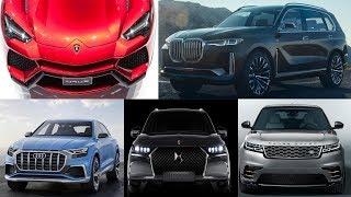 Top 5 Mejores SUV 2018