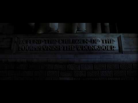 V for Vendetta Blow-up scene HD