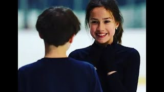 Алина Загитова уже прыгает четверные прыжки Так считает Наталья Бестемьянова
