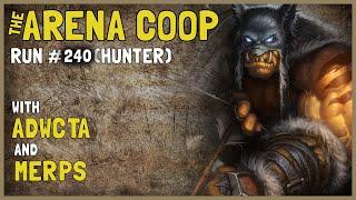Hearthstone Arena Coop #240: Hunter