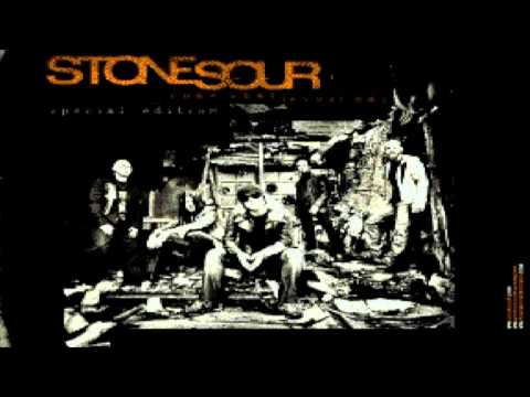 Stone Sour - Wicked Game (Chris Isaak Cover) (Karaoke Video)