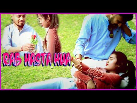 rab-hasta-hua-rakhe-tumko-|-taaron-ka-chamakta-gehna-ho-|-real-love-story-|-2020-|-just-love
