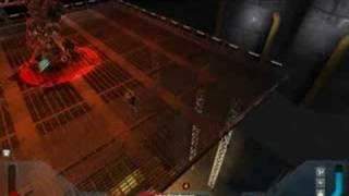 Space Siege Final Boss Fight