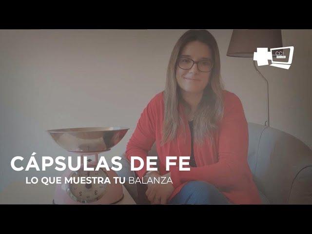 LO QUE MUESTRA TU BALANZA (Soraia Alves)