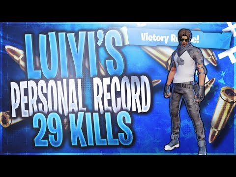 (World Record) 29 Kills Solo Fire Team Creative Destruction (Must Watch)