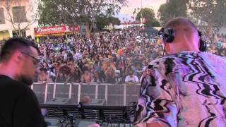 CATZ N DOGZ - DIRTYBIRD STAGE TURNUP @ HARD DAY 2 OF THE DEAD 2014